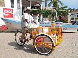 image street vendor bici