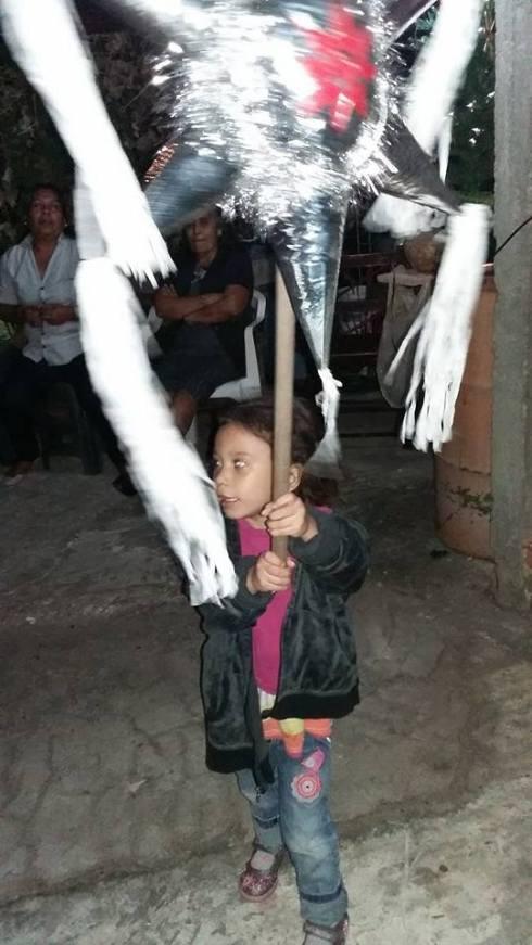 xmas piñata